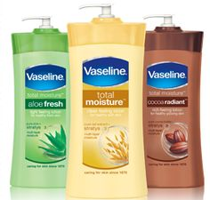 $1.50 off Vaseline Lotion Coupon on http://hunt4freebies.com/coupons