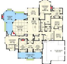 4195 sq.ft. 4 bedrooms 3 bathrooms