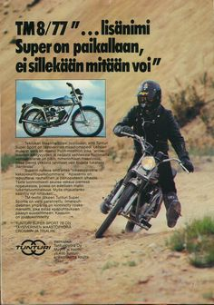 Tunturi_Super_TM_1_1978 | Flickr - Photo Sharing!