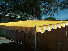 345 Best Awnings Images On Pinterest In 2018 Vintage Campers
