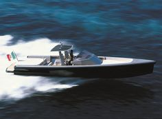 Inboard center console boat / fast / yacht tender TENDER Wally