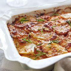 Sweet Potato Gratin < 83 Best Thanksgiving Side Dish Recipes - Southern Living Mobile