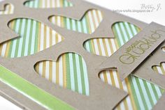 Betty Crafts: Free 'Hearts' background cutting file #Silhouette #CutFile