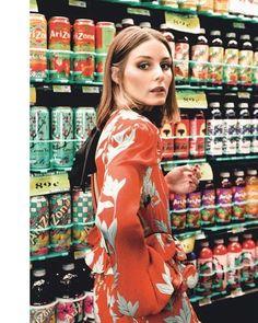 The Olivia Palermo Lookbook : Olivia Palermo for Tapas Magazine