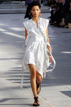 Isabel Marant ready-to-wear spring/summer '16 - Vogue Australia