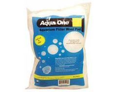 Coarse Filter wool for use in any filter  PRICE- 4 $