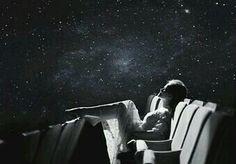 Star gazing...