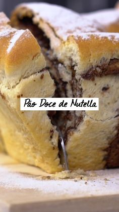 Nutella, Tastemade Recipes, Confort Food, Sweet Coffee, Good Food, Yummy Food, Eclair, Dessert Recipes, Desserts