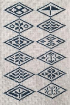 Kogin Embroidery - IMG_2014