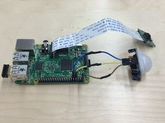 Create a Realtime Raspberry Pi Security Camera w/ Parse #RPi
