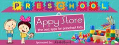 The AppyMall is the ultimate online destination for parents and educators to find the best educational iOS apps for children. With AppyMall, consumers will be able to shop in 5 anchor stores that will organize book, game, and educational apps by the following grades and categories:  Preschool  Elementary School  Middle School  Speech & Language  Special Needs