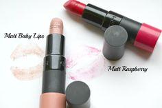 #roge #noveruze #red #pink vmusthave #touch #lipstick #velvet #decorativecosmeticsTEST: GOSH Velvet Touch LipstickTEST: Gosh – Velvet Touch Lipstick - KAMzaKRÁSOU.sk