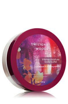 Twilight Woods Body Butter - Signature Collection - Bath & Body Works