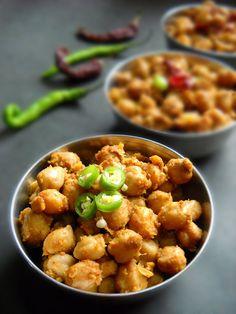 Vegan Pindi Chana