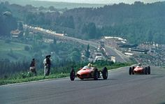 Spa, 1960