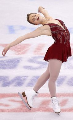 Figure Skater Ashley Wagner on What It's Like to Almost Not Make the Olympics