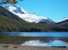 Cerro Tronador, Ventisquero Negro y Cascada Los Alerces en Bariloche