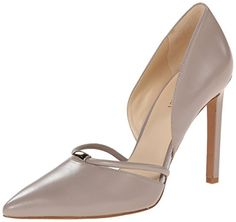 Nine West Women's Takeitez Leather Dress Pump http://www.thecheapshoes.com/nine-west-womens-takeitez-leather-dress-pump/