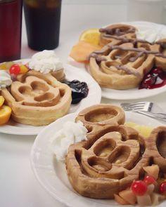 Orlando, Waffles, America, Breakfast, Baby, Instagram, Food, Morning Coffee, Orlando Florida
