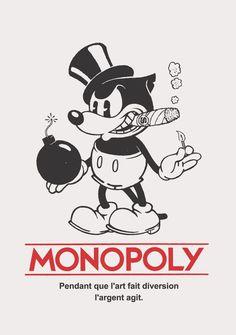 MONOPOLY ART 2006