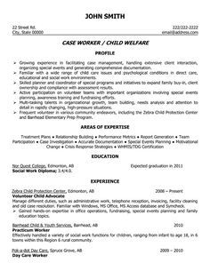 case worker resume resumes for social workers sample resume for - Examples Of Social Work Resumes