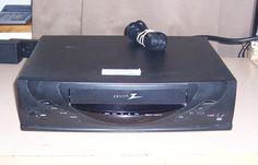 Zenith VRB4215 4 Head Hi Fi Stereo VHS VCR - http://electronics.goshoppins.com/vintage-electronics/zenith-vrb4215-4-head-hi-fi-stereo-vhs-vcr/