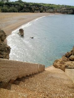Beautiful Stomio beach at Filiatra near Kyparissia - Messinia Peloponnesos Greece