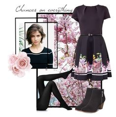 """""""Artemis Cazardieu - 07.02.2024"""" by thefilthyyouth on Polyvore featuring Mode, Ted Baker, Wolford und Style & Co."""