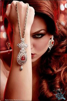 Modern Jewellery Designs: Superb jewellery Photoshoot | Modern jewellery designs ideas