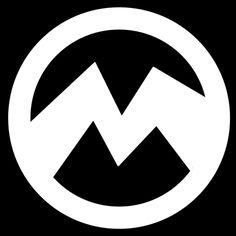(Purple) Evil Minion's Logo for black overalls