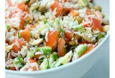 4 salades anti cholestérol