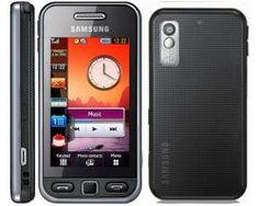 Samsung S5230 серый (КСТ)