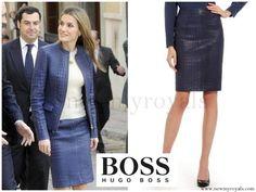 HUGO BOSS Skirt-Suit