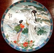 Afbeeldingsresultaat voor imperial jingdezhen porcelain plates