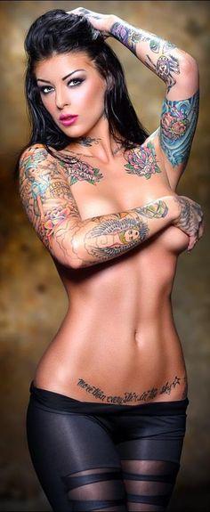 Tattoo Tart #SchoolGirlTart