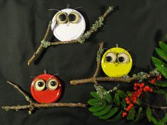 Cute owls. :D Only Child, Cute Owl, Owls, Crafts For Kids, Crafting, Personalized Items, Crafts For Children, Kids Arts And Crafts, Owl