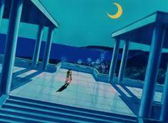 sailor moon scenery