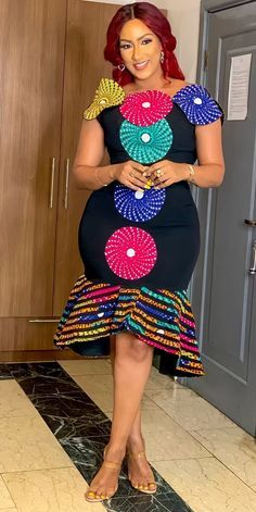 Short African Dresses, Latest African Fashion Dresses, African Print Dresses, African Print Fashion, Ankara Fashion, Africa Fashion, Afro, African Print Dress Designs, Ankara Designs