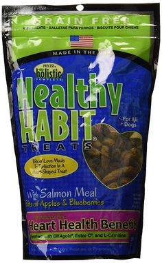 Precise Holistic Complete Healthy Habit Treat Salmon Pet Food, 8 oz -- See this great product. (This is an affiliate link) #DogTreats