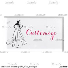 Shop Table Card Holder created by The_Chic_Boutique. Wedding Bride, Wedding Favors, Wedding Reception, Metal Card Holder, Table Cards, Corner Designs, Wedding Supplies, House Party, Wedding Accessories