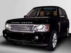 Beep Beep! (Land Rover Range Rover)
