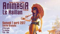 Animasia Le Haillan 2017http://www.ggalliano.fr/event/animasia-le-haillan-2017/