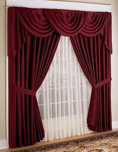 How to Hang Valance Drapery | we are specialized and most professional stage curtain cleaning ...