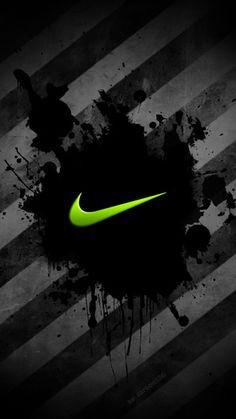 Nike verde