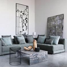Te mostramos las tendencias en sofás para este otoño