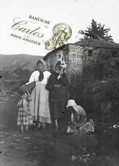 Camponesas c.1870-1880 - CARLOS RELVAS
