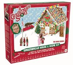 A Christmas Story Gingerbread House Kit  http://www.fivedollarmarket.com/a-christmas-story-gingerbread-house-kit/