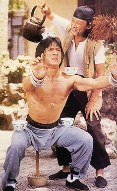 Drunken Master [A favorite childhood movie. I looked for it for years,so convinced was I that Jackie Chan wasn't in it].