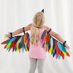 Wild Wings Dress Up Set
