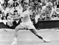 The legend-Rod Laver